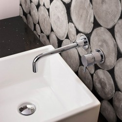 Gio Wall Mounted Basin Tap