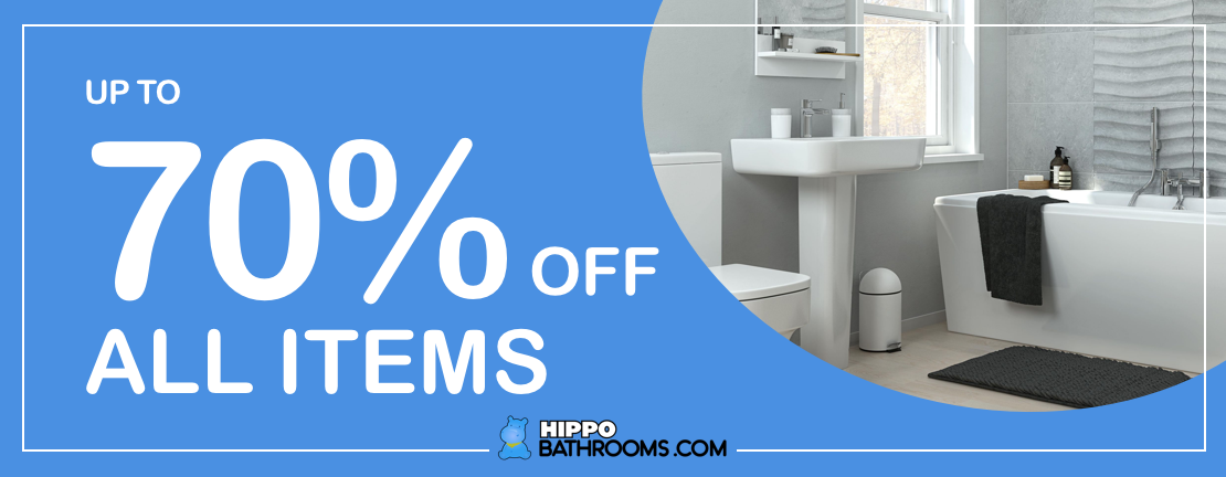 Save with Hippo Bathrooms